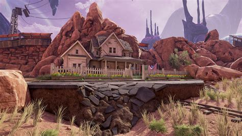 Obduction is a beautiful virtual world that shows the