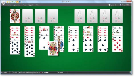 123 Free Solitaire 11   Cards & Lottery   FileEagle