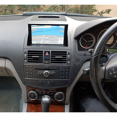 Mercedes Benz W204 Android Head Unit | W204 Screen Upgrade