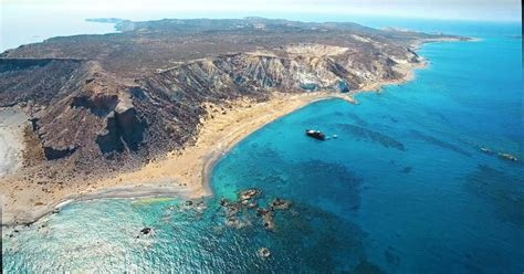Koufonisia Island: Full-Day Trip with a Pirate Boat Cruise
