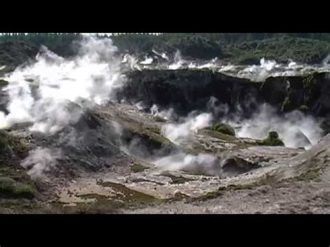 Craters of the Moon | Taupo | New Zealand - YouTube