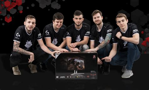 AOC Strengthens eSports Commitment, Partners Up with G2