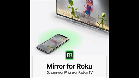 How to mirror your iPhone to your Roku Player, Stick or TV