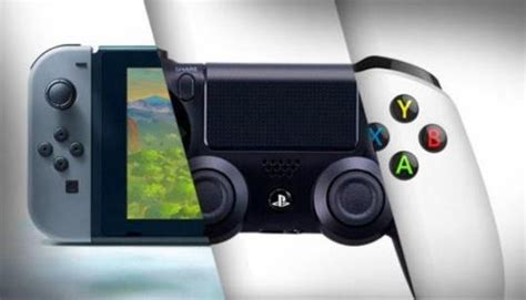 All Current Generation Consoles Ranked By Number of