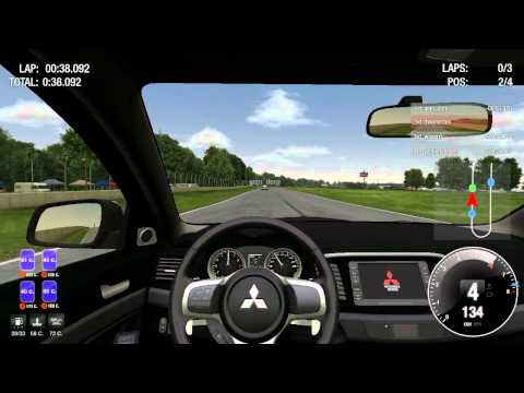 A 14-Button Motion-Sensing Steering Wheel Only a PC Gamer