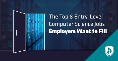 The Top 8 Entry-Level Computer Science Jobs Employers Want