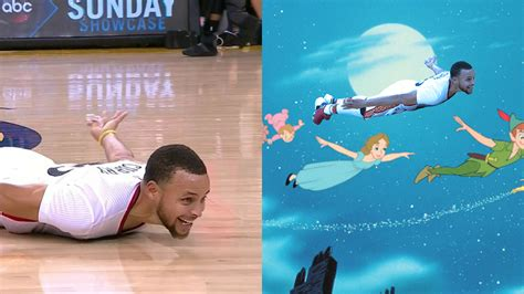 Here are the best memes of Steph Curry sliding across the