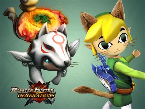 First free Monster Hunter Generations DLC drops today with