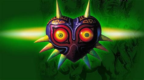 Majora's Mask Special Edition New 3DS XL available once