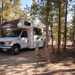 Camping Ruby's Inn RV Park & Campground in Bryce Canyon