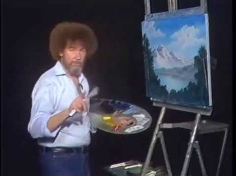 Bob Ross: The Joy of Painting - Peace Offering of Summer