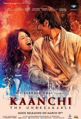 Kaanchi: The Unbreakable - Wikipedia