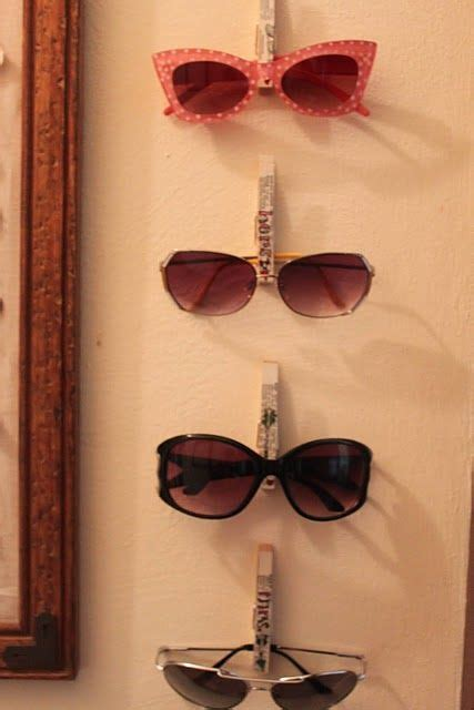 40 best images about Sunglass Display and Storage Ideas on