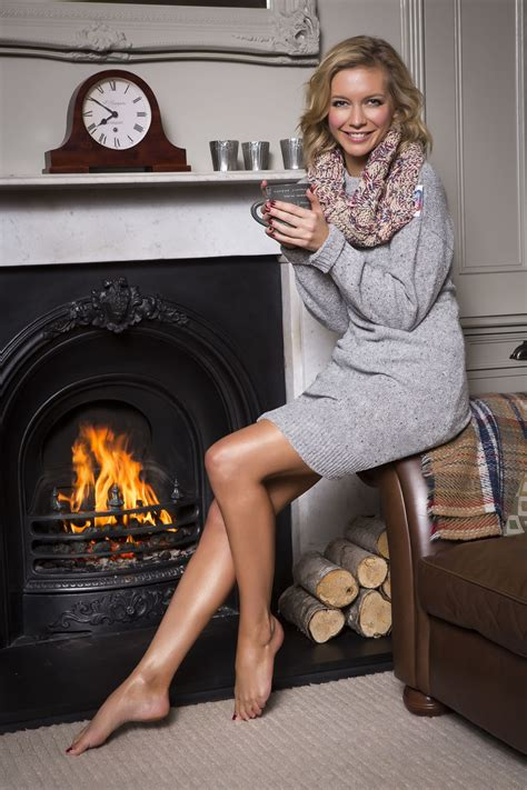 Rachel Riley - Npower 'Acts of Warmness' Campaign 2014