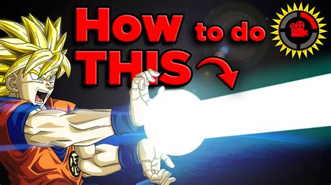 Film Theory: What IS the Dragon Ball Z Kamehameha Wave