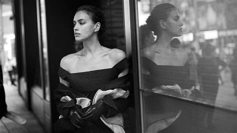 A First Look At Peter Lindbergh