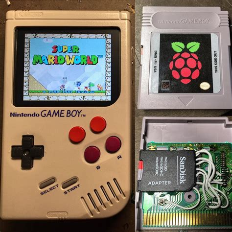 GameBoy Zero Mod Can Play All Your Favorite Retro Games