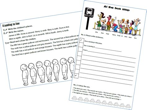 ordinal numbers – read, write, colour, number – Prima(r)blog