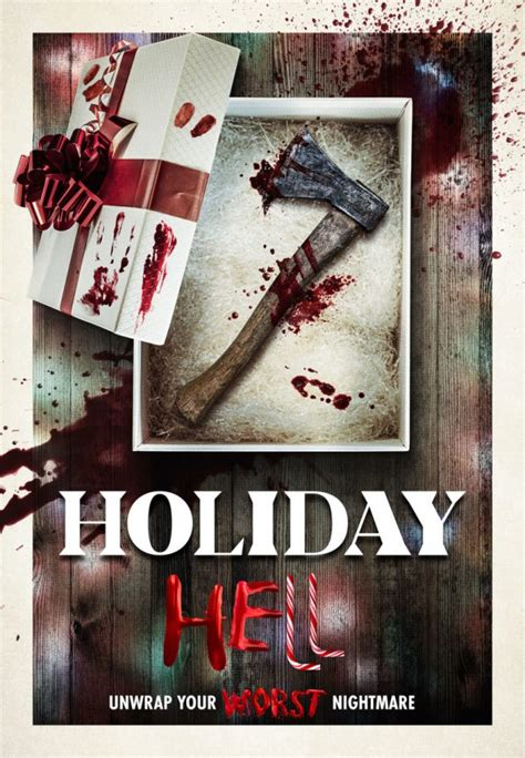 Movie Review - Holiday Hell (2019)
