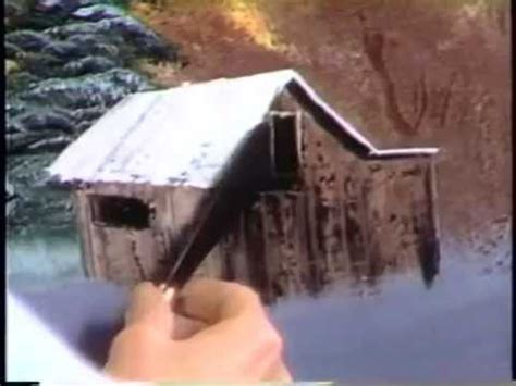 Bob Ross: The Joy of Painting - Times Past - YouTube
