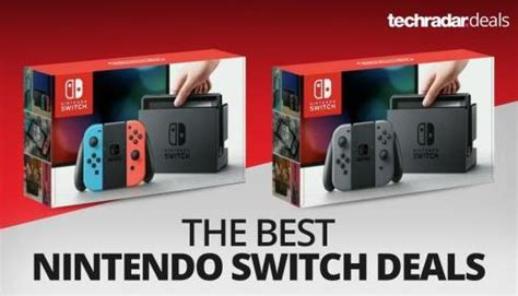 The best Nintendo Switch bundles and deals in the January