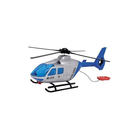 Dickie Toys Polizei Helikopter, Altersempfehlung: ab 3