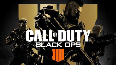 GAME Stores Will Be Selling COD Black Ops 4 Early Due To