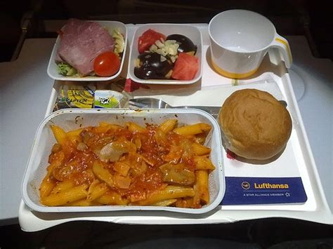 What is the worst meal you've had on a plane? - Quora