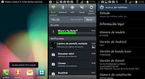 ICS Android 4