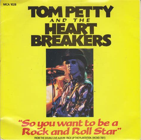 So You Want To Be A Rock And Roll Star | Discogs
