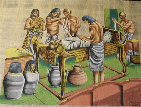 Embalming 'Recipe' In Ancient Egypt Was Used 1,500 Years
