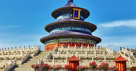 Beijing Tour and Tai Chi Class at the Temple of Heaven