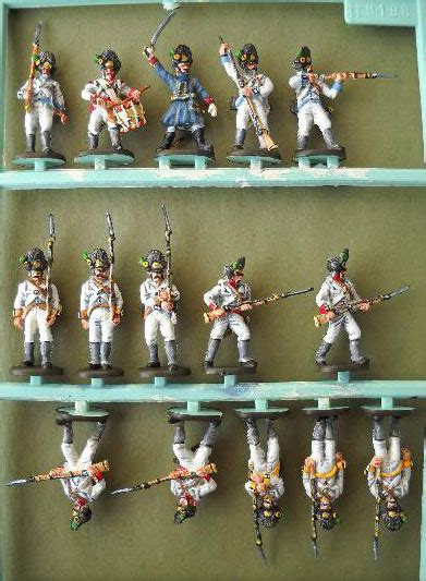 Michigan Toy Soldier Company : Hat Industrie - Napoleonic