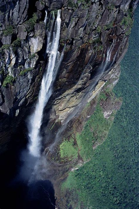 The Highest Waterfall in the World «TwistedSifter