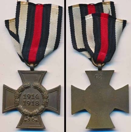 WW1 German Medals and Pins