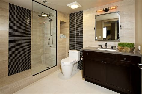 Custom Bathroom Cabinets - Curved Face Sinks Two Level