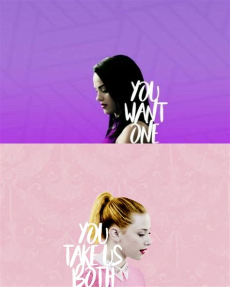Veronica Lodge and Betty Cooper | Riverdale | Pinterest