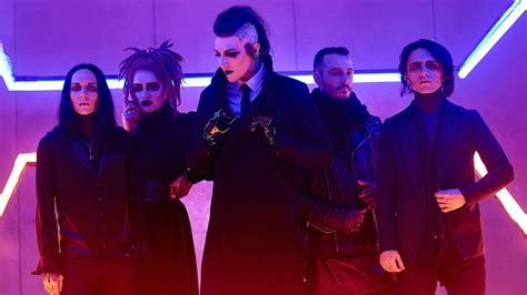 Motionless In White Announce First-Ever Australian