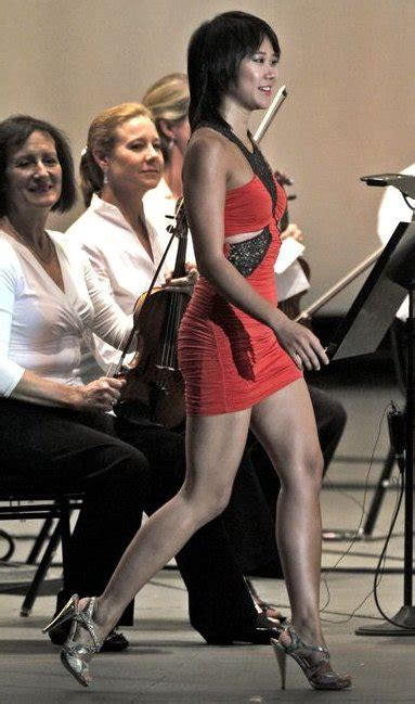 MEET YUJA WANG: The Pianist Whose Skimpy Outfits Are As