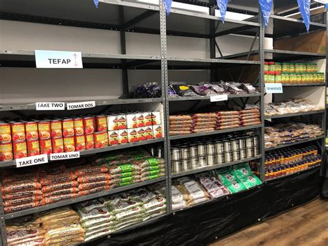 Helping food pantry clients make healthy choices