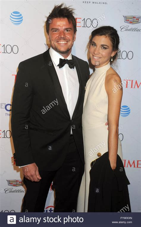 Bjarke Ingels at the Time 100 Gala 2016 at the Lincoln