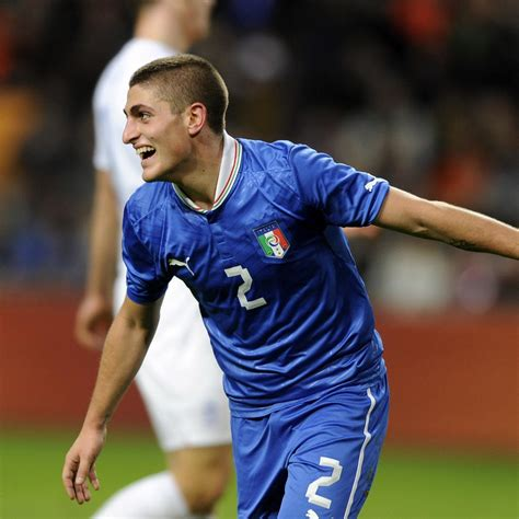 Scouting Marco Verratti: PSG and Italy Midfielder with a