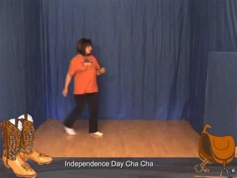 Independence Day Cha Cha - Linedance