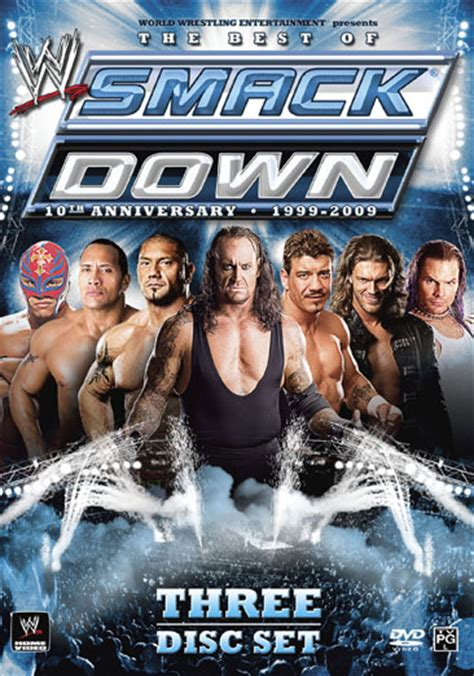 The Best of WWE SmackDown: 10th Anniversary DVD Review