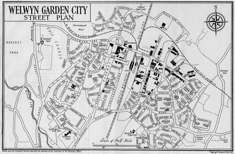 The Other Golden Mile: The Factories of Welwyn Garden City