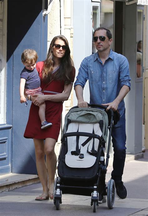 Charlotte Casiraghi and Gad Elmaleh step out with their