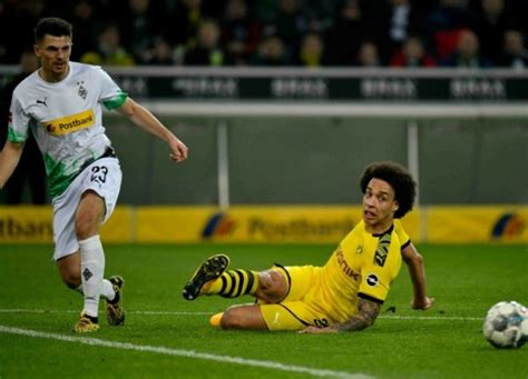 Witsel missing again but Can back for Dortmund - Breitbart