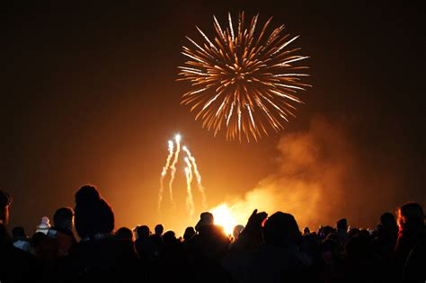 Fireworks and Bonfire Night events in and around Leeds