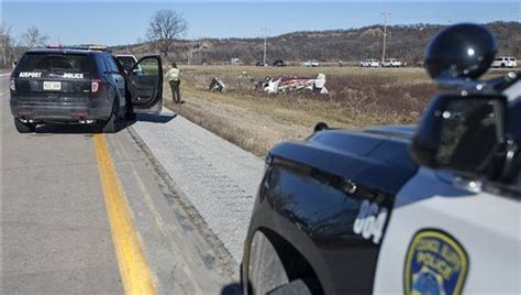 Pilot killed in plane crash headed Omaha investment firm