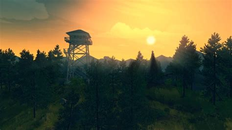 'Firewatch' comes to Xbox One on September 21st with bonus